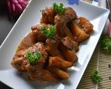 SEMUR ChiCKeN WIngS LAdA HiTAm#PR_Aneka Semur langkah memasak 9 foto