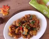 Ayam Popcorn Goreng Bawang langkah memasak 7 foto
