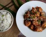 Dakgangjeong (Ayam Goreng Krispi Saus Madu ala Korea)#kamismanis langkah memasak 7 foto