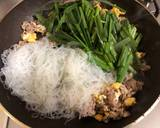 Fried Chinese Starch Noodle recipe step 4 photo