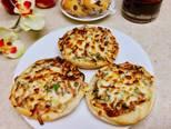 Bánh mì nướng muối tôm cho bữa sáng yum yum 😋 / Air Fryer bước làm 3 hình