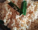 Sawut Singkong - gula merah langkah memasak 3 foto