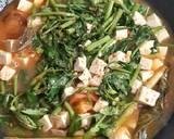 Cah Kangkung Belacan Mix Tahu langkah memasak 3 foto