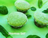 صورة الخطوة 6 من وصفة Spinach cupcakes