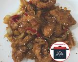 Ayam Udang Katsu saus mentega tanpa telur #homemadebylita langkah memasak 8 foto
