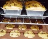 Banana Muffin Choco Chip langkah memasak 5 foto
