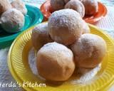 Donat Ketan. Jajanan Tradisional Korea Jaman Dulu #Recook langkah memasak 5 foto