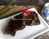 No Bake Chocolate Granola Bars langkah memasak 4 foto