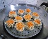 Siomay ayam udang (homemade) langkah memasak 18 foto