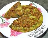 Telur Dadar Mix langkah memasak 4 foto