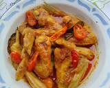 Tengkleng Sayap Ayam Pedas langkah memasak 4 foto