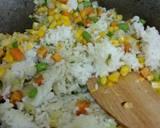 Nasi Goreng Sayur Simple Cepat No Penyedap No Pengawet langkah memasak 3 foto