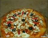 Sweet and sour chicken pizza recipe step 10 photo