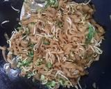 Mie Tiaw Baso langkah memasak 3 foto