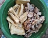 Bali Ayam Tahu langkah memasak 1 foto