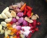 Kare Ayam sayur daun kemangi langkah memasak 1 foto