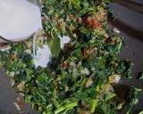 Spinach Omelet langkah memasak 3 foto