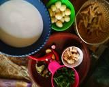 71) Gulai Ceker Telur Puyuh langkah memasak 1 foto