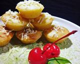 Cake Tape Keju Mini langkah memasak 8 foto