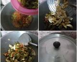 126.Tumis Tahu Sawi Asin langkah memasak 2 foto