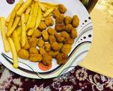 Recipe: Delicious French fries & chicken popcorns#Ramzsn special