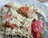 Chicken Maqlooba rice ( ) #step_by_step langkah memasak 28 foto