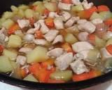 Nikujaga Ayam langkah memasak 5 foto