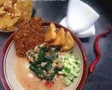 Bubur Sambal Tumpang (Kuliner khas Kediri Ja-tim) langkah memasak 8 foto