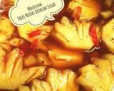 285. Pacri Nenas Berkuah Segar langkah memasak 7 foto