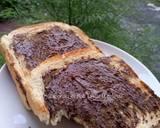 Roti Tawar Eggless langkah memasak 15 foto