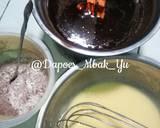Fudgy brownies langkah memasak 2 foto