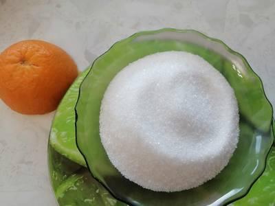 Маршмеллоу на апельсиновом соке