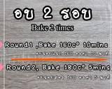 ขนมคลีน ชีสเค้กหน้าไหม้คลีน ส่วนผสม 4 อย่าง สูตรหม้อทอดไร้น้ำมัน 72/kcal นับแคลอรี่ หวานน้อย วิธีทำสูตร 3 รูป