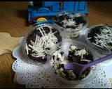 Choco Oreo Cheesecake Lumerrr langkah memasak 9 foto