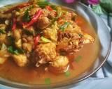 Sate Goreng Ayam Pedas langkah memasak 6 foto