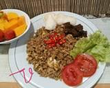 Nasi Goreng Rawon langkah memasak 5 foto