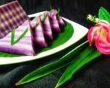 Kue lapis ubi ungu #pr_lapistradisional langkah memasak 5 foto