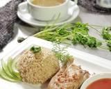 #3.Hainam Rice with Hainam Chicken langkah memasak 6 foto
