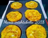 Egg muffin ala aku langkah memasak 14 foto