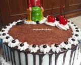 BlackForest (Base Cake) langkah memasak 8 foto