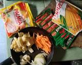 Koloke Dori Sauce Nanas Pedas Asam Manis ala Bunda Pure's langkah memasak 11 foto