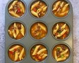 Penne Panggang Bolognese (#pr_pasta) langkah memasak 7 foto