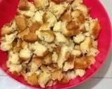 Puding Roti Panggang #bikinramadhanberkesan langkah memasak 1 foto