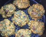 Air fried stuffed kababs recipe step 2 photo