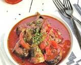 Kembung Saus Tomat #pekaninspirasi langkah memasak 6 foto