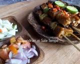 Sate Tempe #rabubaru langkah memasak 12 foto