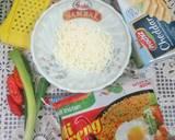 Indomie Goreng Keju Creamy langkah memasak 1 foto