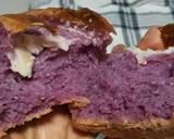 Roti sobek ubi ungu langkah memasak 10 foto