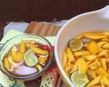 Manisan Rambutan Mangga Muda langkah memasak 5 foto