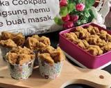 Bolu Kukus Gula Merah langkah memasak 4 foto